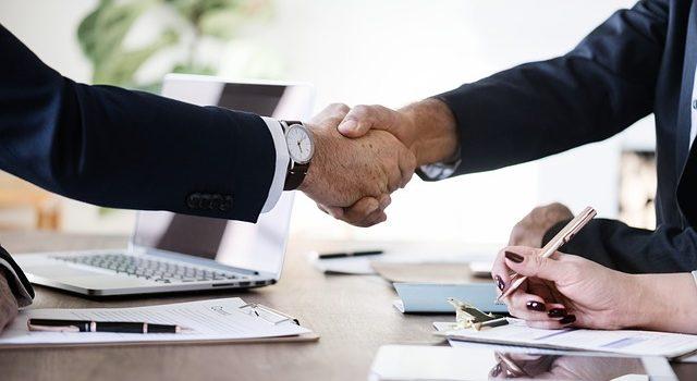 הסכם מסחרי ראשית